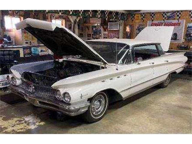 1960 Buick 4-Door Hardtop (CC-1469676) for sale in Midlothian, Texas