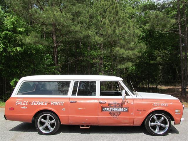 1972 Chevrolet Suburban (CC-1469684) for sale in Fayetteville, Georgia