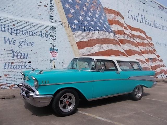 1957 Chevrolet Nomad (CC-1469685) for sale in Skiatook, Oklahoma