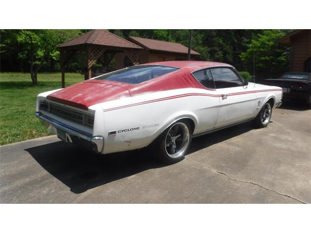 1969 Mercury Cyclone (CC-1469698) for sale in MILFORD, Ohio