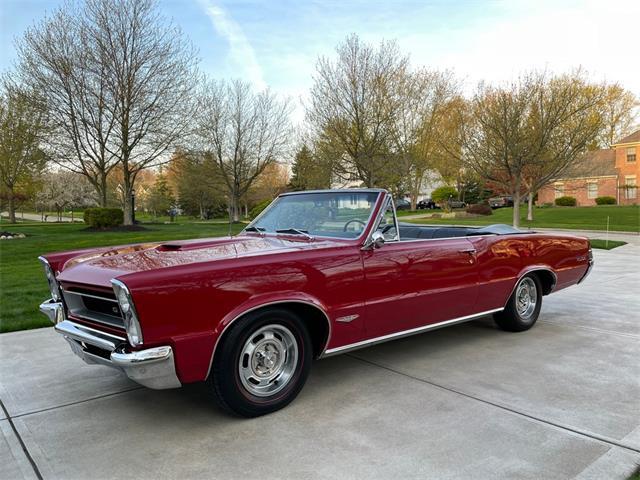 1965 Pontiac GTO (CC-1469704) for sale in North Royalton, Ohio