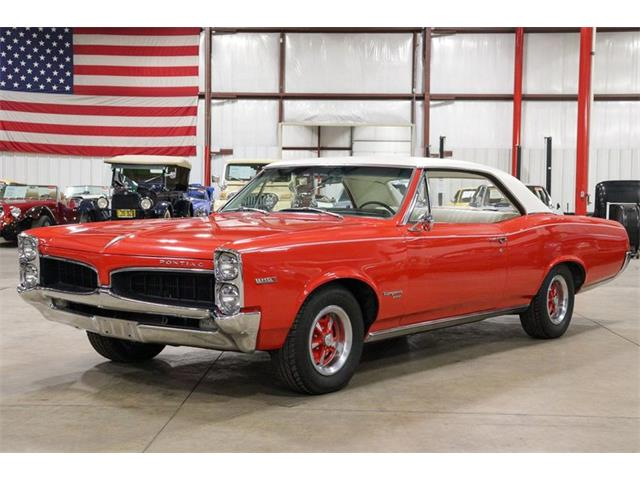 1967 Pontiac Tempest (CC-1469725) for sale in Kentwood, Michigan