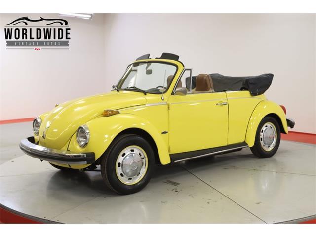 1974 Volkswagen Super Beetle (CC-1469726) for sale in Denver , Colorado