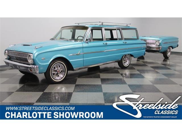 1963 Ford Falcon (CC-1469728) for sale in Concord, North Carolina