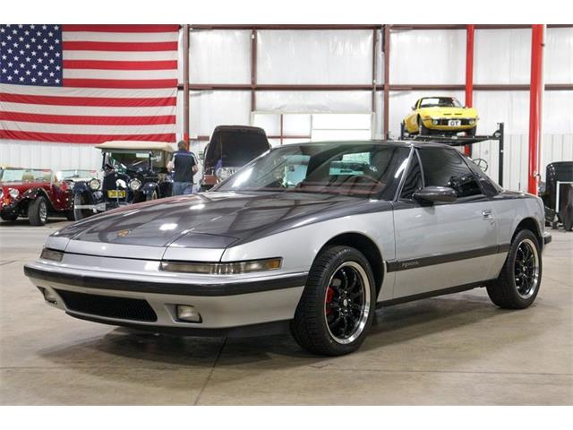 1989 Buick Reatta (CC-1469730) for sale in Kentwood, Michigan