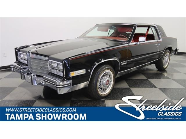 1983 Cadillac Eldorado (CC-1469736) for sale in Lutz, Florida