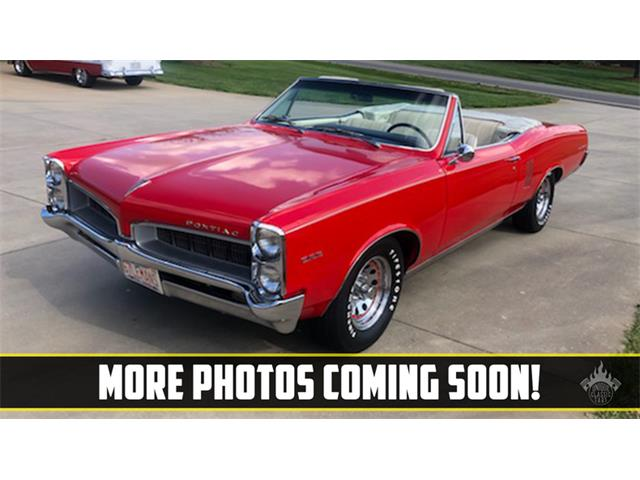 1967 Pontiac LeMans (CC-1469747) for sale in Mankato, Minnesota