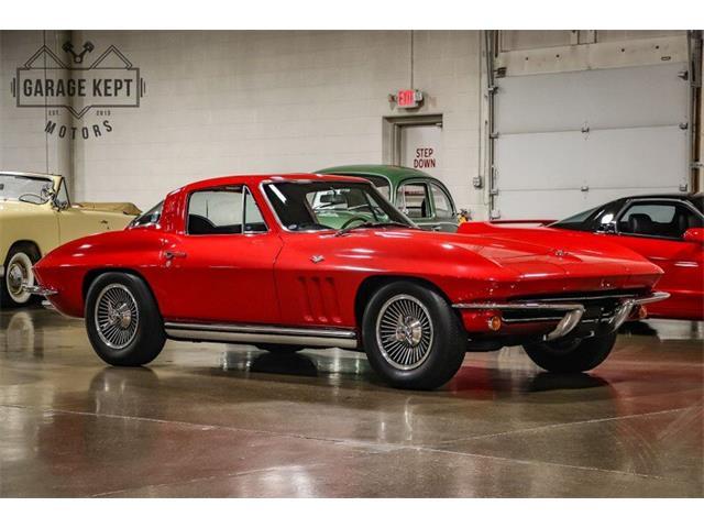 1965 Chevrolet Corvette (CC-1469749) for sale in Grand Rapids, Michigan