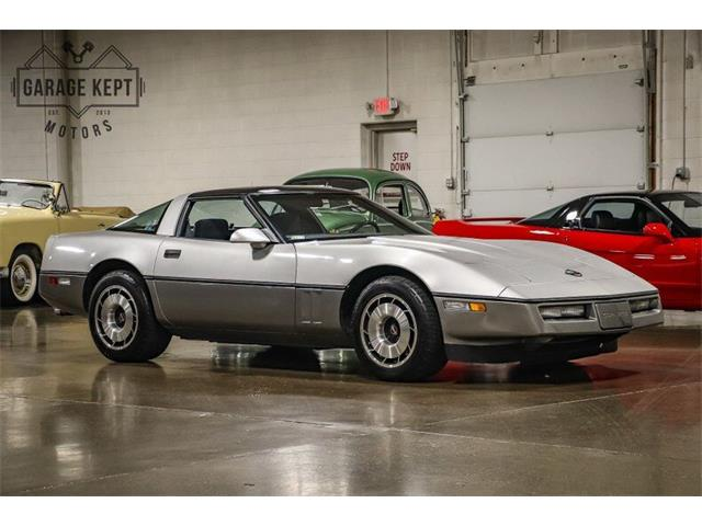 1985 Chevrolet Corvette (CC-1469752) for sale in Grand Rapids, Michigan