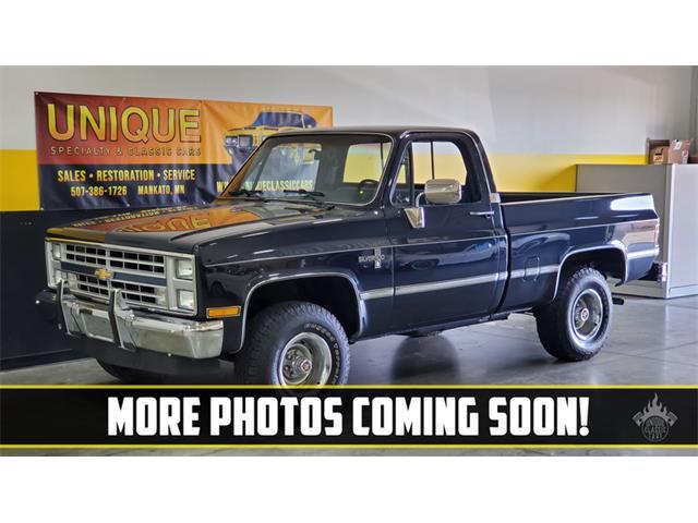1986 Chevrolet K-10 (CC-1469758) for sale in Mankato, Minnesota