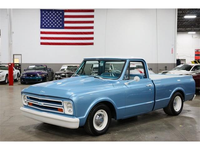 1971 Chevrolet C10 (CC-1460976) for sale in Kentwood, Michigan