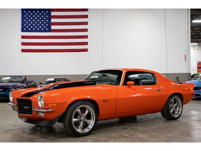 1973 Chevrolet Camaro (CC-1460977) for sale in Kentwood, Michigan