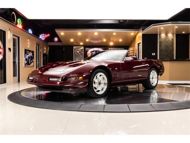1993 Chevrolet Corvette (CC-1469771) for sale in Plymouth, Michigan