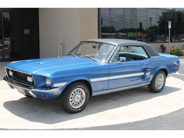 1968 Ford Mustang (CC-1469772) for sale in Venice, Florida