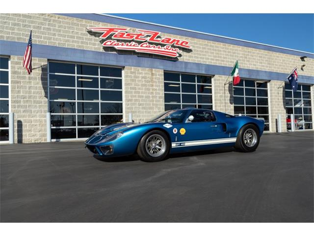 1965 Superformance GT40 (CC-1469776) for sale in St. Charles, Missouri