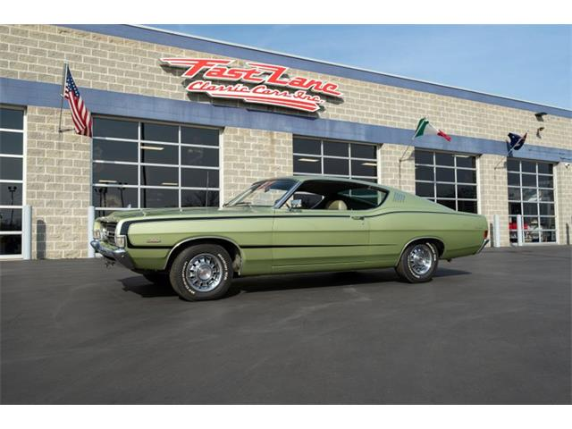 1968 Ford Torino (CC-1469777) for sale in St. Charles, Missouri