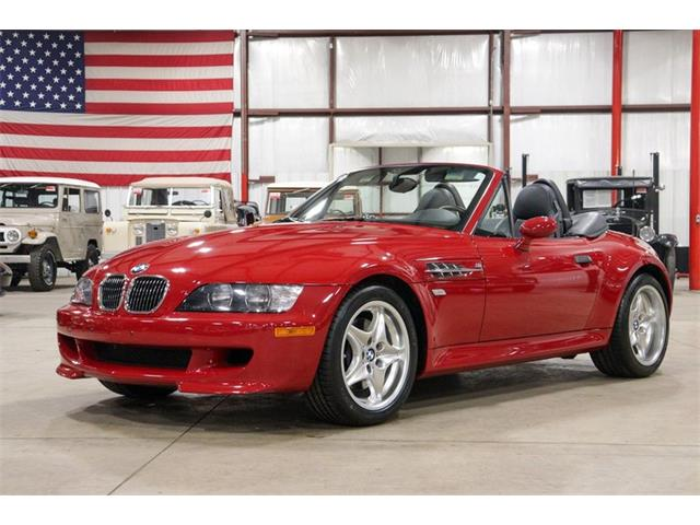 2000 BMW M Roadster (CC-1460978) for sale in Kentwood, Michigan