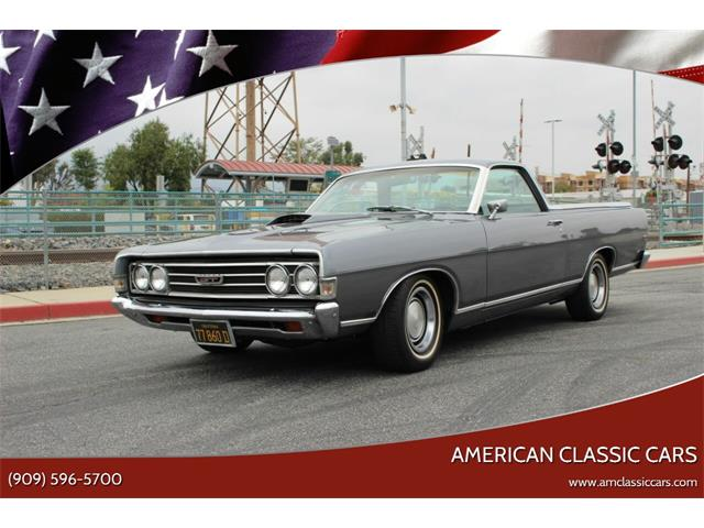 1969 Ford Ranchero (CC-1469781) for sale in La Verne, California