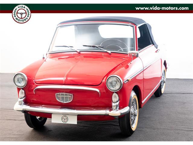 1968 Autobianchi Bianchina Cabriolet (CC-1469783) for sale in aversa, Caserta
