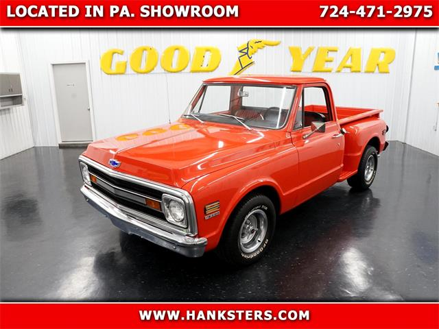 1970 Chevrolet C10 (CC-1469787) for sale in Homer City, Pennsylvania