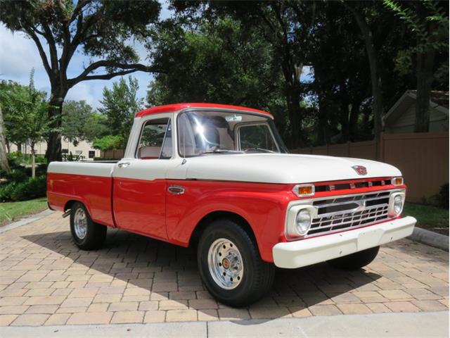 1966 Ford F1 (CC-1469794) for sale in Lakeland, Florida