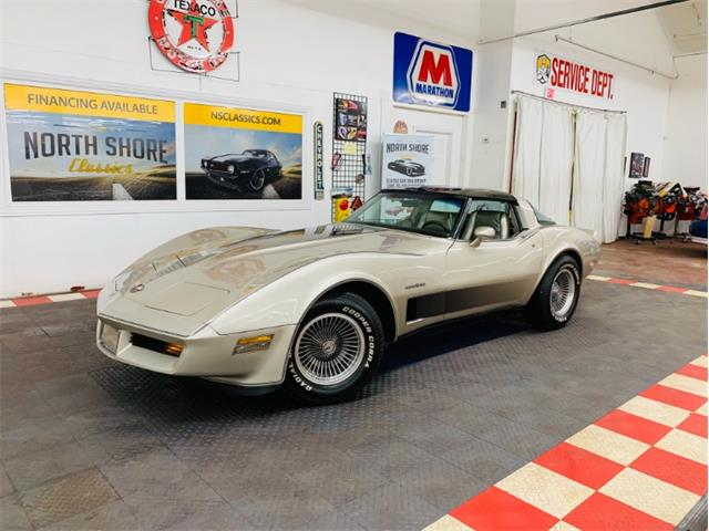 1982 Chevrolet Corvette (CC-1469796) for sale in Mundelein, Illinois