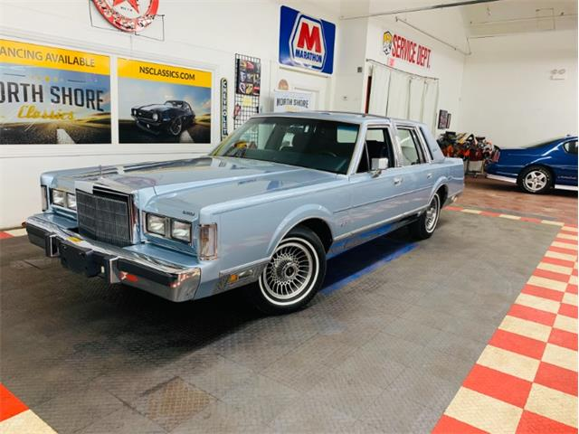 1988 Lincoln Town Car (CC-1469797) for sale in Mundelein, Illinois