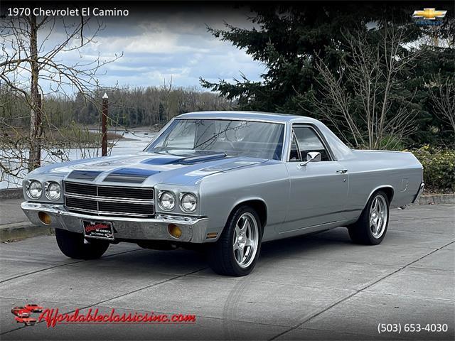 1970 Chevrolet El Camino (CC-1469800) for sale in Gladstone, Oregon