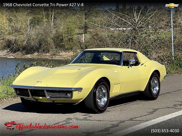 1968 Chevrolet Corvette (CC-1469801) for sale in Gladstone, Oregon