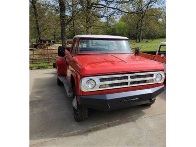 1969 Dodge Pickup (CC-1469803) for sale in Cadillac, Michigan