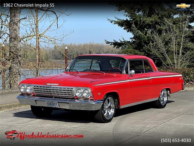 1962 Chevrolet Impala SS (CC-1469805) for sale in Gladstone, Oregon