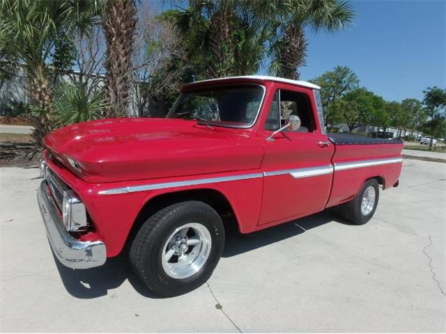 1965 Chevrolet C10 (CC-1469809) for sale in Cadillac, Michigan