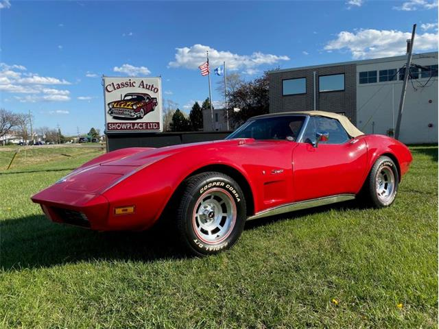 1974 Chevrolet Corvette (CC-1469810) for sale in Troy, Michigan