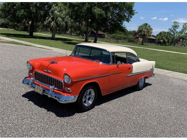 1955 Chevrolet Bel Air (CC-1469813) for sale in Clearwater, Florida