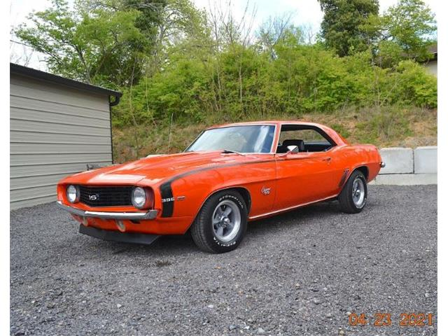 1969 Chevrolet Camaro (CC-1469814) for sale in Cadillac, Michigan