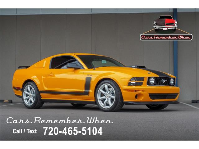 2007 Ford Mustang (CC-1469821) for sale in Englewood, Colorado