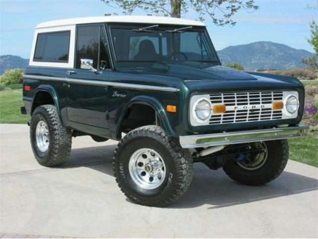 1974 Ford Bronco (CC-1469831) for sale in Cadillac, Michigan