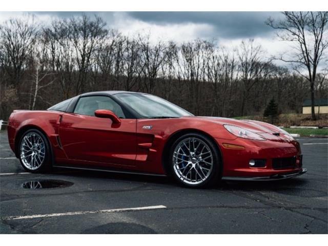 2011 Chevrolet Corvette (CC-1469836) for sale in Cadillac, Michigan