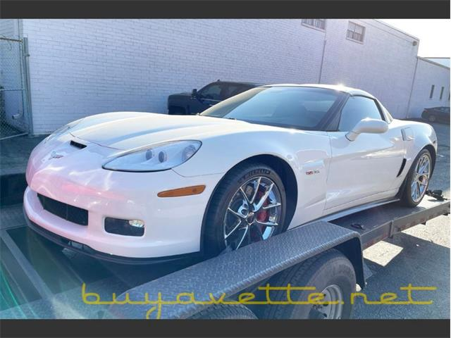 2011 Chevrolet Corvette (CC-1469842) for sale in Atlanta, Georgia