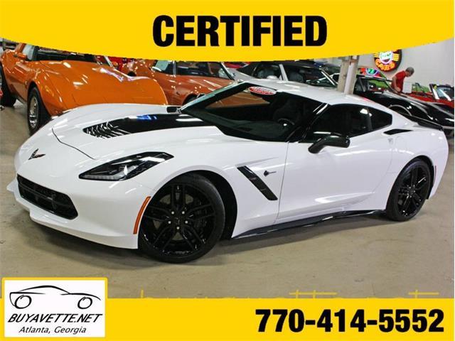 2016 Chevrolet Corvette (CC-1469850) for sale in Atlanta, Georgia