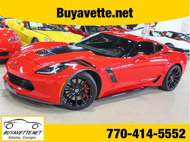 2017 Chevrolet Corvette (CC-1469855) for sale in Atlanta, Georgia