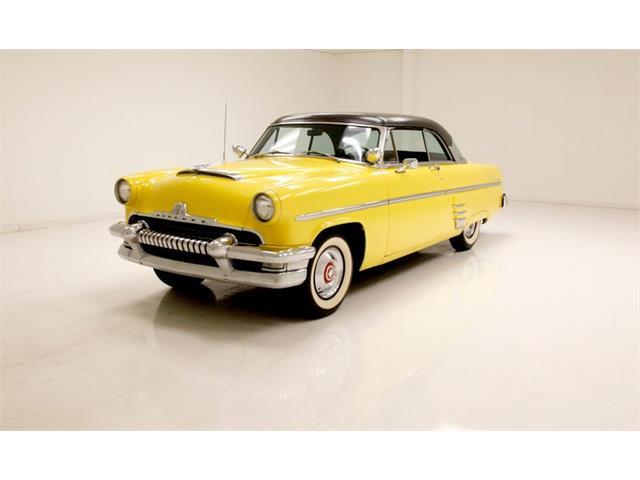 1954 Mercury Monterey (CC-1460986) for sale in Morgantown, Pennsylvania