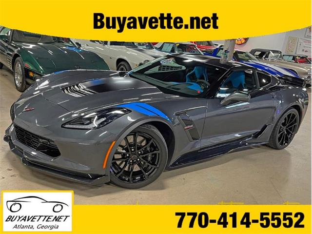 2017 Chevrolet Corvette (CC-1469860) for sale in Atlanta, Georgia