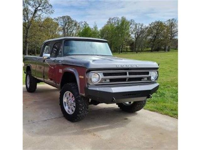 1970 Dodge Pickup (CC-1469861) for sale in Cadillac, Michigan