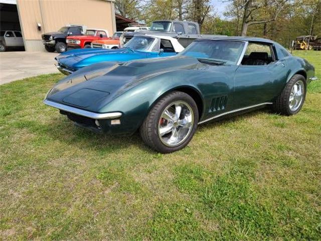 1968 Chevrolet Corvette (CC-1469865) for sale in Cadillac, Michigan