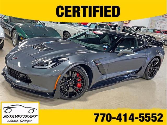 2017 Chevrolet Corvette (CC-1469866) for sale in Atlanta, Georgia