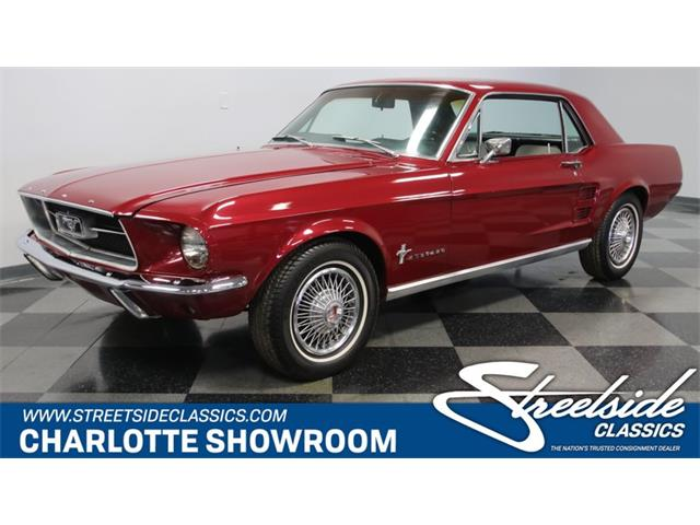 1967 Ford Mustang (CC-1460987) for sale in Concord, North Carolina