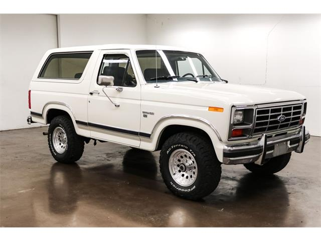 1986 Ford Bronco (CC-1469881) for sale in Sherman, Texas