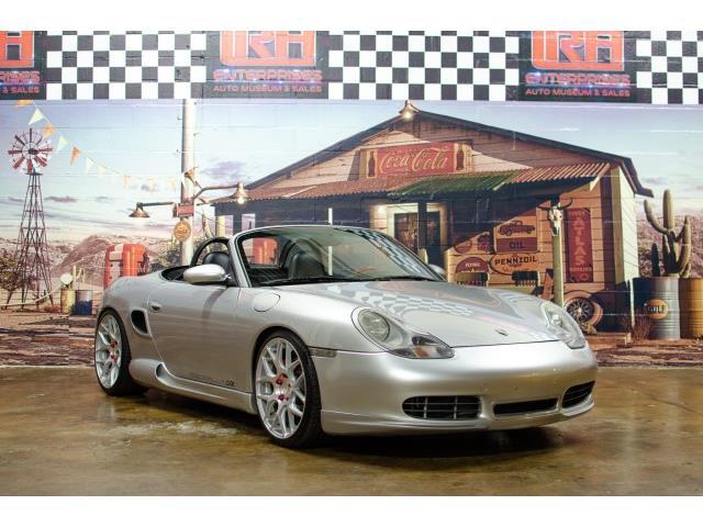 2001 Porsche Boxster (CC-1469882) for sale in Bristol, Pennsylvania