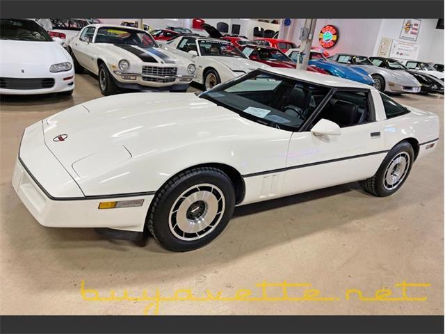 1984 Chevrolet Corvette (CC-1469886) for sale in Atlanta, Georgia